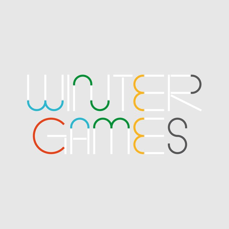 Name: It doesn't have one yet! So for now, we'll just call it the 2018 Winter Olympics typeface for ESPN's The Magazine. Designers: TwoPoints.Net Release Date: