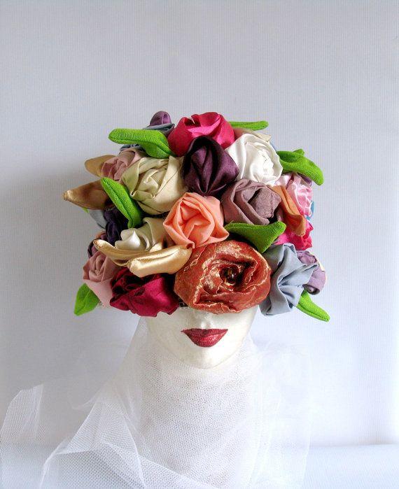 woodland wedding , boho headpiece , flower crown , floral crown, wedding halo , boho halo