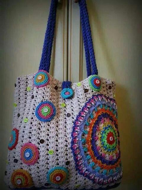 Resultado de imagen de desigual crochet