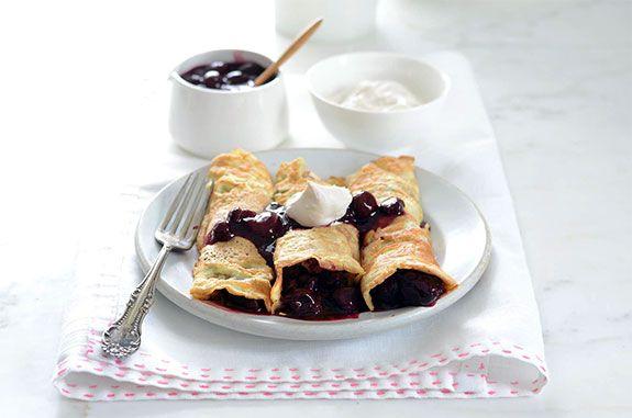paleo crepes breakfast recipe