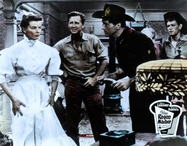 Earl Holliman Movies | Burt Lancaster, Katharine Hepburn, Lloyd Bridges, Earl Holliman, Der ...