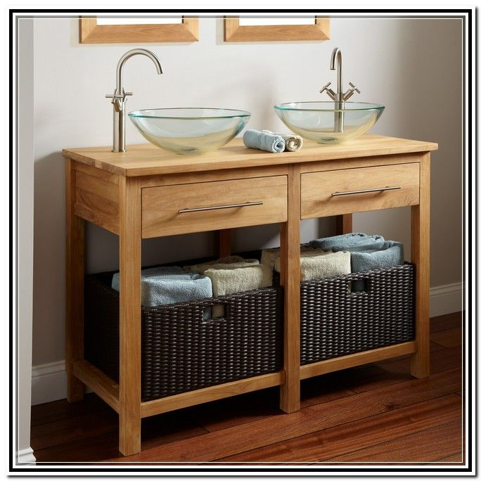 Make Bathroom Vanities Without Tops With Removing Cover Http Realtorebell
