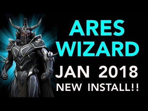 ARES WIZARD!! NEW Install (JAN 2018) BEST Kodi 17 6 Builds