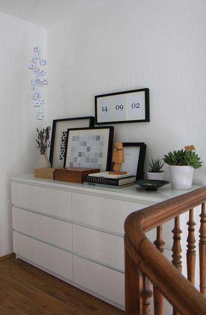 Also keeping our Ikea MALM dressers (we do love the MALM line)