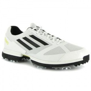 SALE - Mens Adidas adiZero Golf Cleats White - BUY Now ONLY $119.99
