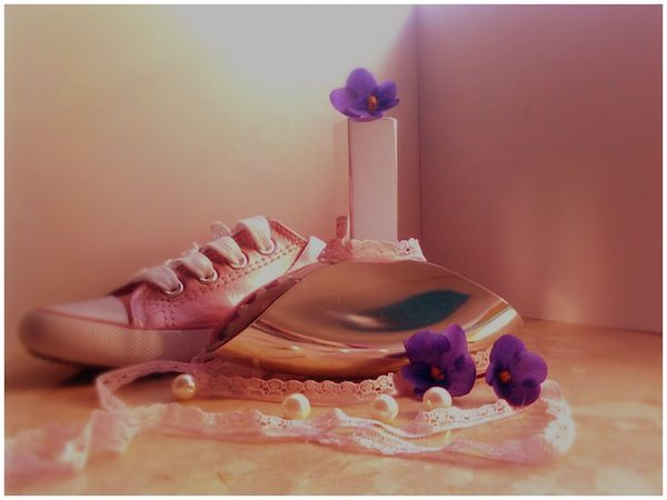 Kolekcje perfum Czytelników - Madlen, Calvin Klein Euphoria