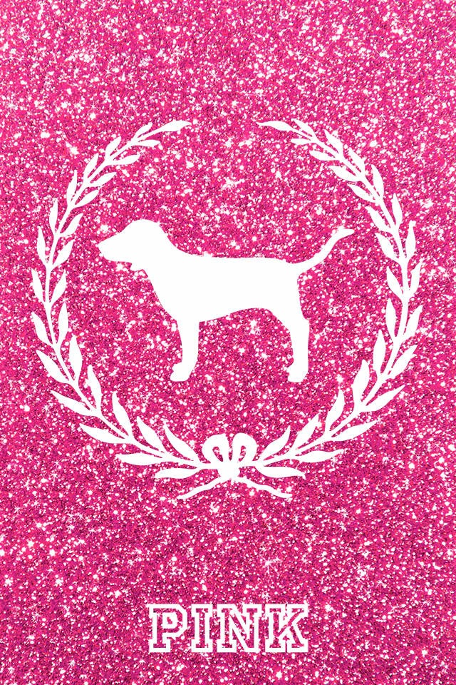 Love Pink Wallpaper Iphone 5 : Pink Love! ;) New VS Pink background. Victoria s Secret ...