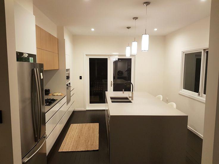 Custom Designed Kitchen - Austin