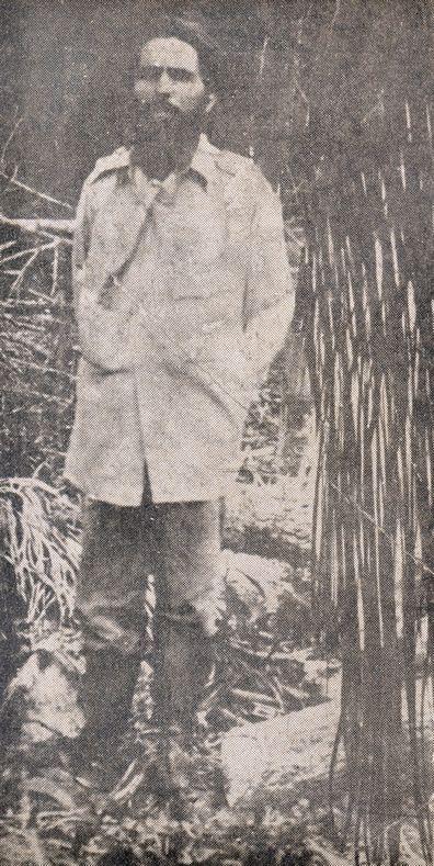 No exílio na Bolívia.  Entre 3 de dezembro de 1927 e dezembro de 1928