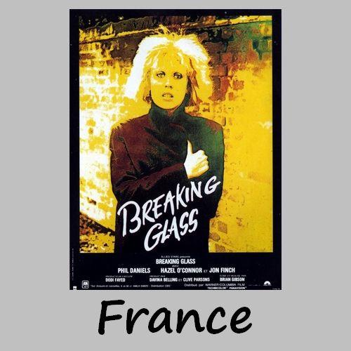 France - Hazel O'Connor, Breaking Glass