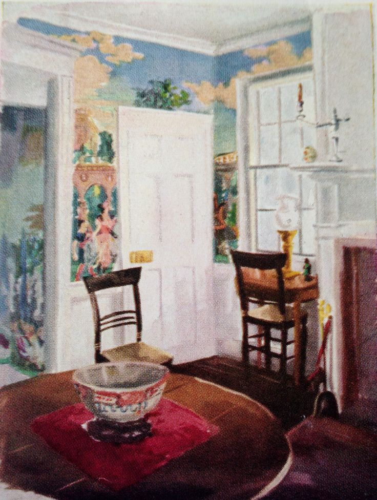 house painting guide 62 Photographic Gallery Parlor in the