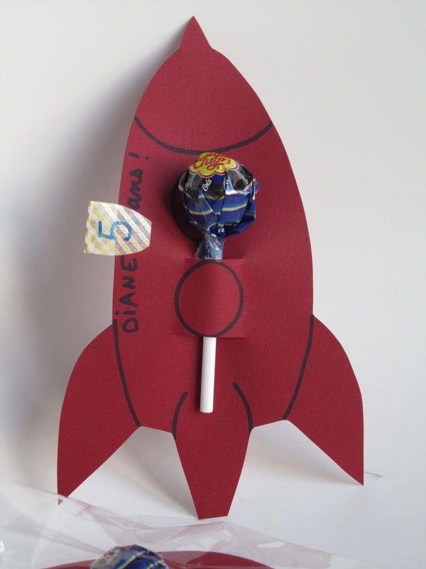 Rocket Valentine.