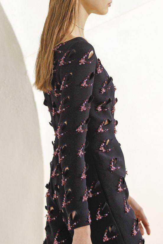 Les détails du défilé Christian Dior haute couture printemps-été 2014|90