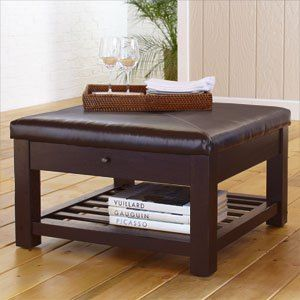 1000 ideas about storage ottoman coffee table on