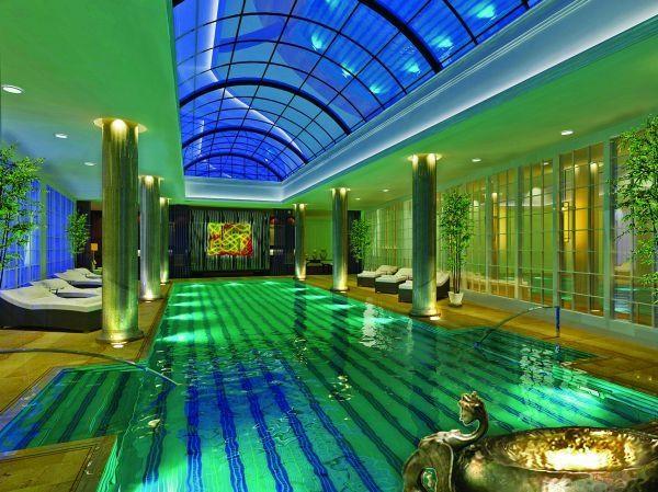 Spa Pool (Annex) of Peace Hotel Shanghai