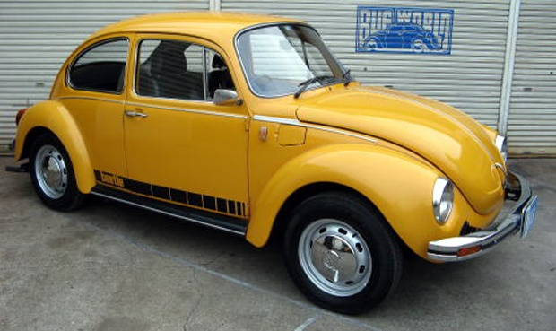 1975 Beetle70S