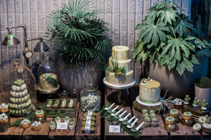 Greenery Love Wedding - Mis Secretos de Boda Events