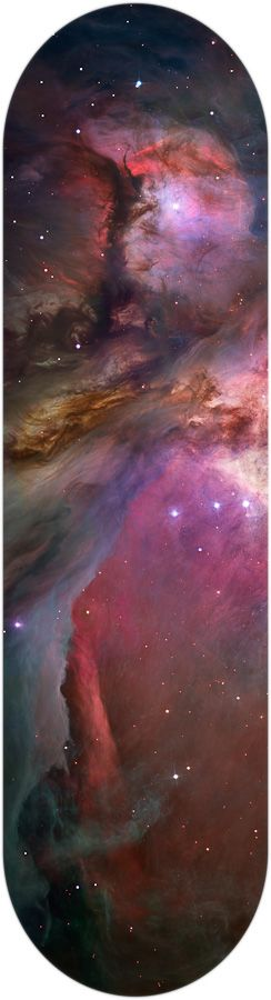 Orion Nebula. My God, that's just too awesome to absorb.