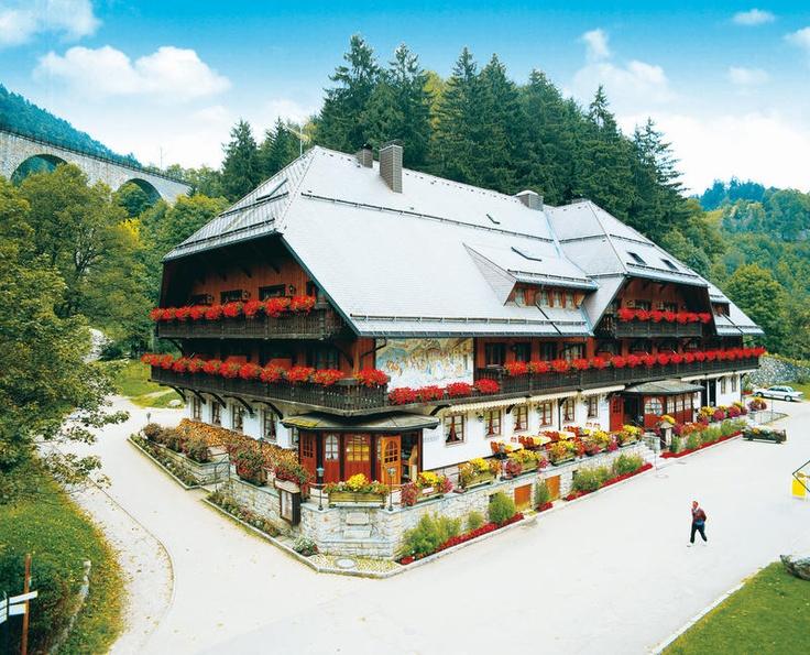 Hotel Hofgut Sternen in Zwarte Woud, Breitnau. Dit comfortabele hotel biedt je uitstekende kinderkortingen! Ideaal gelegen voor excursies in het Zwarte Woud.  Officiële categorie ***