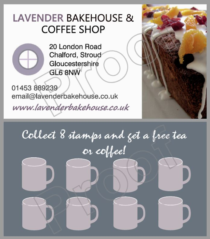 Coffee Shop Loyalty Cards | cards | Pinterest | Loyalty cards ...
