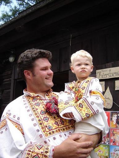 Male shirts (Slovakia)