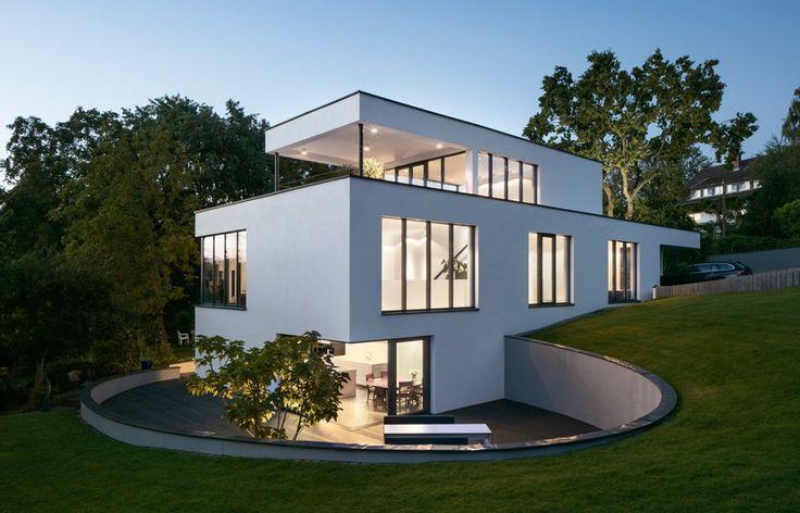 haus schlieber bonn bauwerkstadt architekten haus. Black Bedroom Furniture Sets. Home Design Ideas