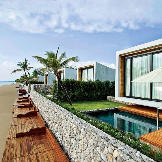 Dreams Home, Beach Resorts, Beach House, Good Home-Coming, Dreams House, Thailand, La Flora, Small House, Modern House
