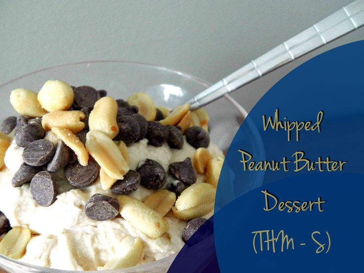 Everyone needs a go-to snack that never gets old. For me, this was definitely it. Hit every other THM dessert I had tried WAY out of the park! Not only does this Whipped Peanut Butter Dessert taste…