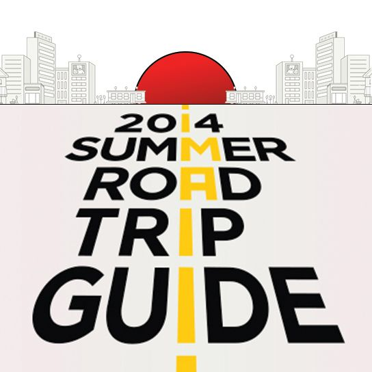 2017 Summer Road Trip Guide On Yelp Sponsored By Choice Hotels
