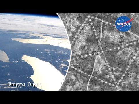 A Nazca-vonalaknál is ősibb ábrákat vizsgál a NASA a kazahsztáni sztyeppén - Rejtélyek szigete
