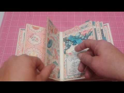 DT mini album share for Country Craft Creationd