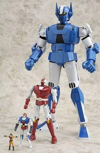 Gordian è tre robot...
