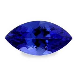 The colors respective to the two vibrational directions are blue, and violet. Buy beautiful tanzanite gems online at toptanzanite.com #TanzaniteLooseGemstones
