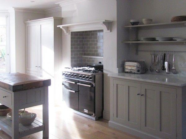 deVOL-kitchens-blog-customers-Real-Shaker-kitchen-Mushroom-Mercury-oven-cooker-Carrara Marble-worktop-simple-stylish-classic-Classic English-vintage-design-interior-home