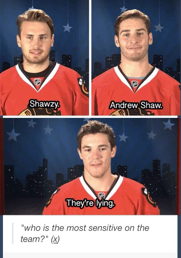lol Shawzer! I love how krugs and saader name the same person haha