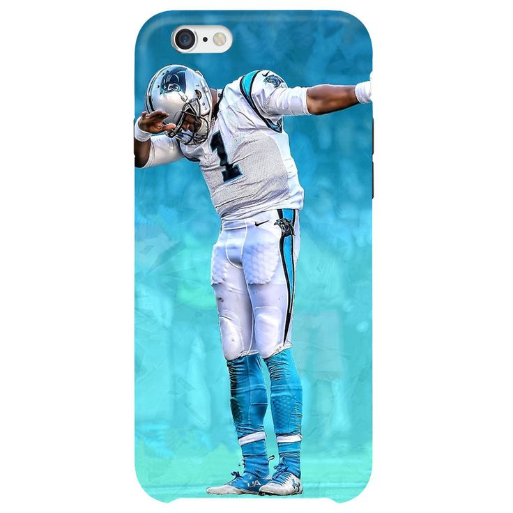 Cam Newton Dabbing Case Carolina Panters Case for iPhone and Samsung