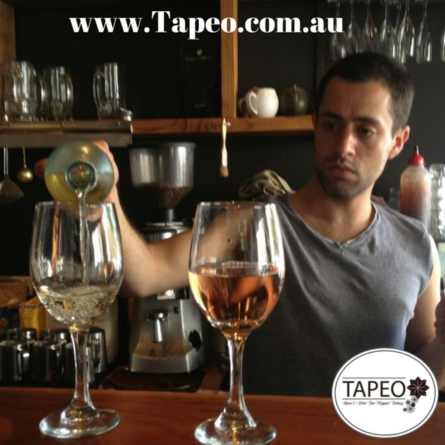 MEET THE TEAM: (Throwback Thursday Edition) Dom pours out wine for two. Have you got your Valentine's dinner booked at Tapeo yet? Call or book online to secure your place. Tables spending over $60 will receive FREE dessert made specially for Valentine's Day by our exceptional pastry chef at Tapeo: 82 Redfern St, Redfern NSW. Check us out at http://www.Tapeo.com.au & follow us on FB http://FB.com.tapeo.au #tapeo #tapeocafe #tapeoredfern #redfern  #valentines #valentinesday #freedesserts