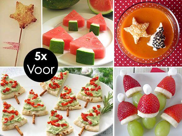 25 beste idee n over kinderen kerstmis traktaties op pinterest kerstbrownies kerstmis en - Ideeen van voorgerecht ...