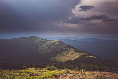 Babia Góra National Park, Poland