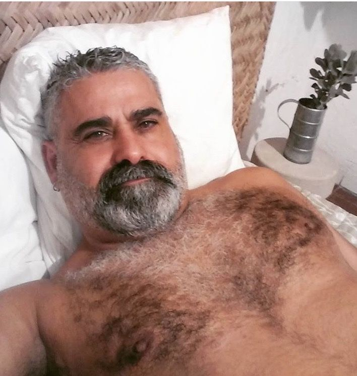 Hairy Mature Gay 8