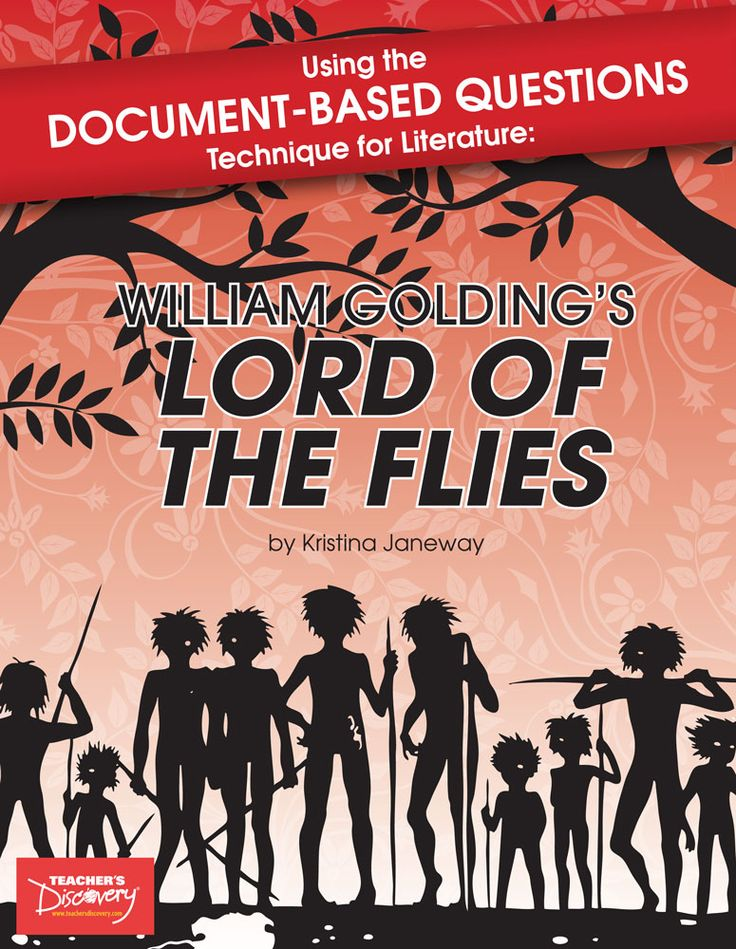 a change of a setting in lord of the flies by william golding Golding reveals theme through his description of setting in the opening  in the  first chapters of lord of the flies golding describes what, on the surface, is a.