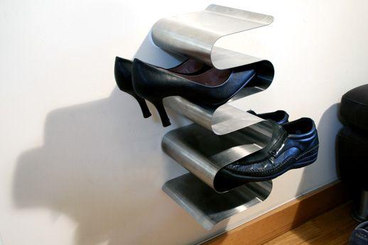 Solution?: Jme Nests, Wall Mount, Nests Shoes, Mount Nests, Shoes Storage, Mount Shoes, Nests Wall, Storage Ideas, Shoes Racks