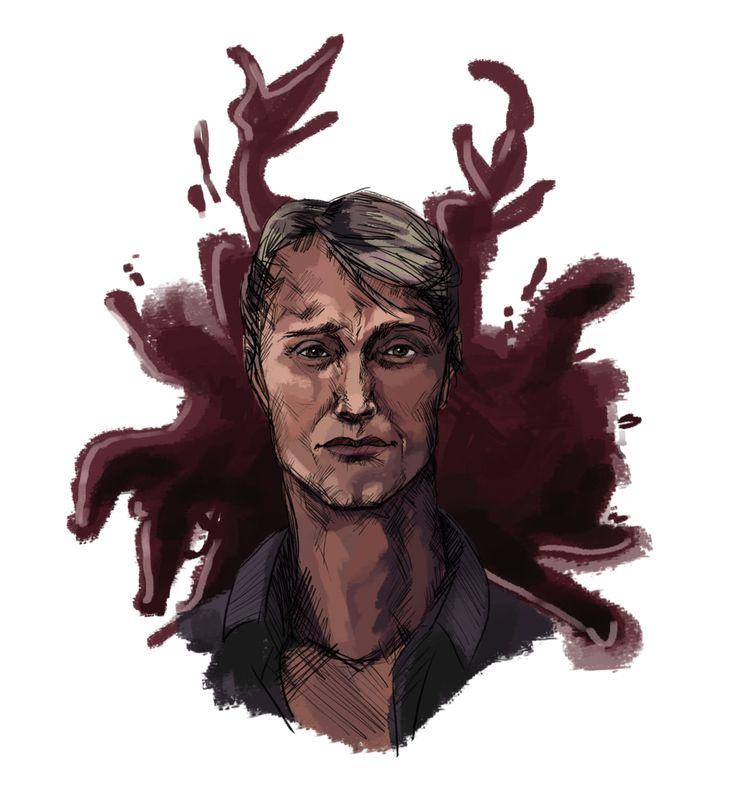 Dr. Lecter~ by Violettsoap.deviantart.com on @DeviantArt