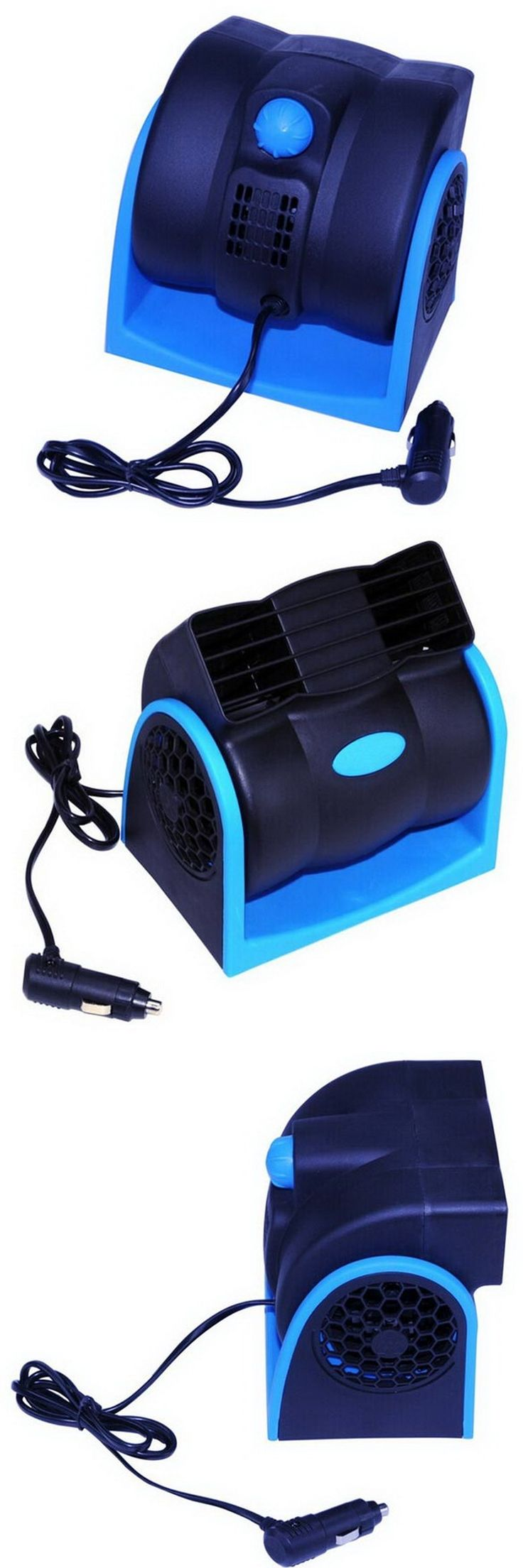 Low Noise Car Air Conditioner 12V Car Vehicle Truck Cooling Air Fan Cooler Cage Adjustable Silent Cooler Speed