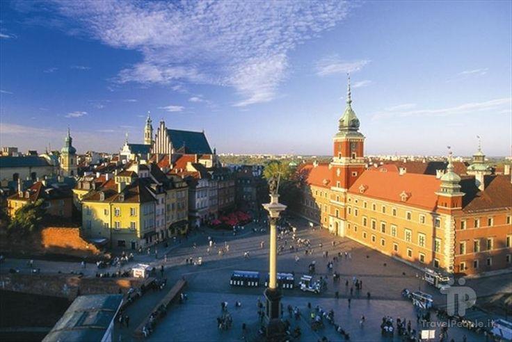 Rynek Starego Miasta - Varsavia