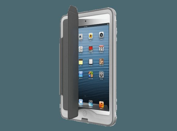 LIFEPROOF iPad Mini Case Portfolio Cover/Stand Nuud Gray - (1446-01) Θήκες iPad mini | Media Markt