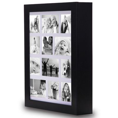 Ikee Design Wall Mounted Jewelry Box Color Black Wall Mounted Jewelry Armoire Wall Mount Jewelry Organizer Frames On Wall