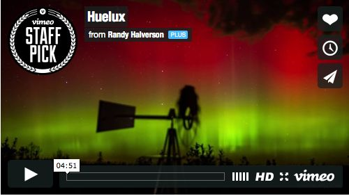 Canon photographer captures stunning time-lapse of the Milky Way and aurora borealis