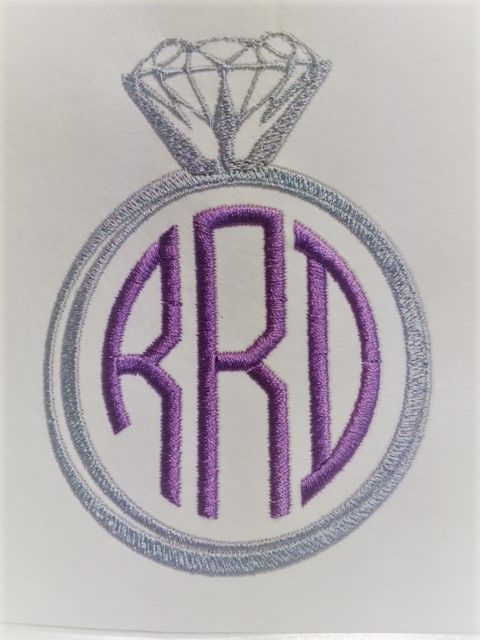 What is a monogram? Do you know? We have the answer to this question at Carolina Clover's monogram shop blog.