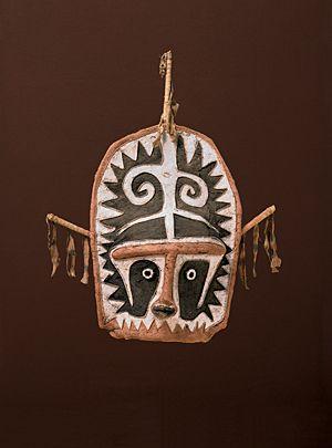 Mask (<i>hokore</i>)